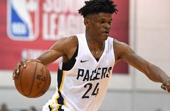 Pacers sign second-round pick Alize Johnson