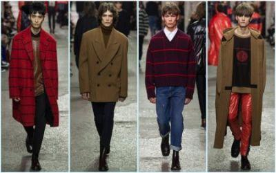 Dries Van Noten Revisits Menswear Staples for Fall '17 Collection