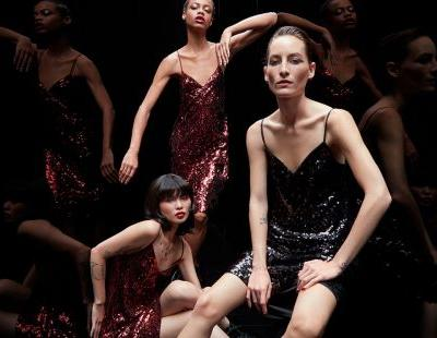 Express continues partnership with Karla Welch for holiday capsule