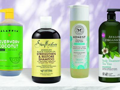 The 5 Best Drugstore Shampoos For A Dry Scalp