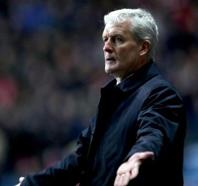 Hughes remains defiant amid pressure as Stoke crash out at Coventry