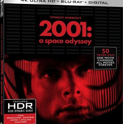 Stanley Kubrick's '2001: A Space Odyssey' 4K Ultra HD Blu-ray Announced