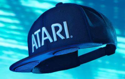 ​Atari Just Put Speakers Into a Hat. Would You Wear One?