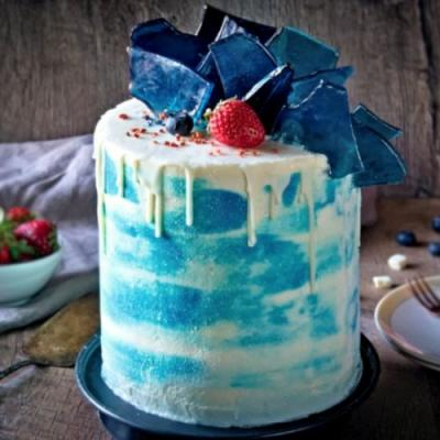 Vanilla Cake Recipe - Birthday Cake