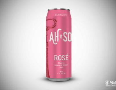 It's All in the Can with Ah-So, Spain's First Estate-Grown Organic Canned Rosé