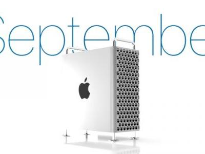 Apple Says New Mac Pro and Pro Display XDR Are Coming in September