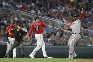 Kepler's hit in 17th gives Twins 4-3 win over Red Sox