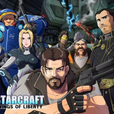 This is What a STARCRAFT Anime Could Look Like