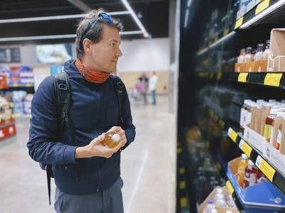 Grocery shopping in a time of COVID-19