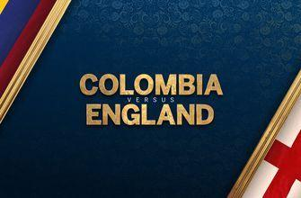 Full Match Replay: Colombia vs. England