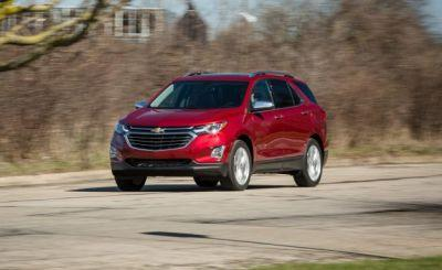 2018 Chevrolet Equinox Tested in Depth: Is GM's Million-Dollar Baby a Safe Bet?