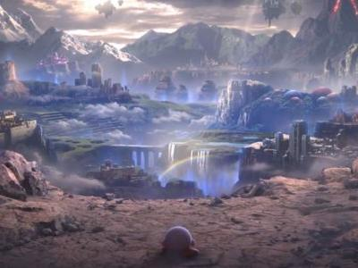 Details on Smash Bros. Ultimate's 'World of Light' adventure mode will be kept a secret until the game launches