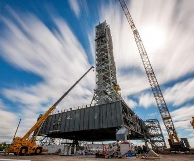 Congress is giving NASA more money than it requested to build a second launch platform