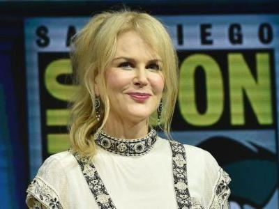 Nicole Kidman To Produce TV Series For Cecelia Ahern's Roar