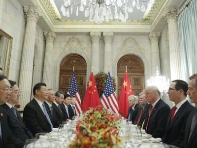 Trump Leaves G-20 With China Trade Truce, Plans To Cancel NAFTA Ahead Of New Pact