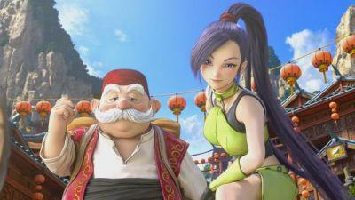 Dragon Quest XI on Track to Meet Lower End of Sales Target