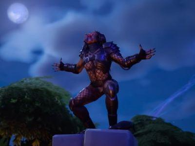 Even The Predator is in Fortnite now, here's how to unlock him