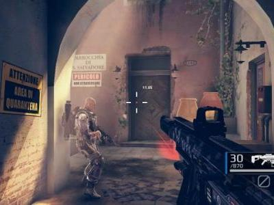 Modern Combat: Blackout Releasing on Switch in the 'Coming Weeks'