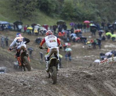 SIXTH FOR STRIJBOS IN FRENCH SEASON FINALE