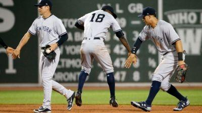 Yankees top Red Sox in marathon game as Boston plays under protest