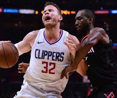 Security called after heated locker room altercation between Clippers, Rockets