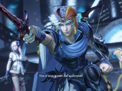 A New Final Fantasy Dissidia NT Character Will Be Revealed Soon