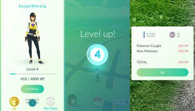 Pokemon Go: tips for gaining XP and leveling up fast
