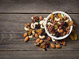 Want to avoid the middle-aged spread? Ditch the chips and go for nuts