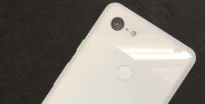 More alleged Pixel 3 and 3 XL press renders show off white variant