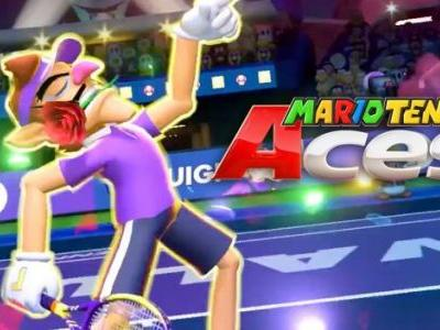 Mario Tennis Aces is the Most Hype Mario Sports Game