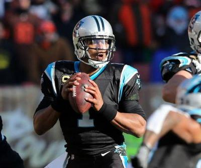 Reports: Panthers shut down Newton for rest of season