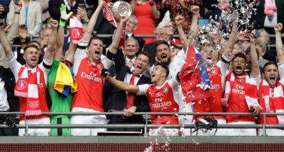Arsenal beats Chelsea for record 13th FA Cup