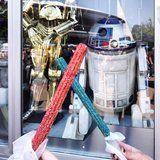 Lightsaber Churros Taste Awful, but They Make an Epic Instagram Pic