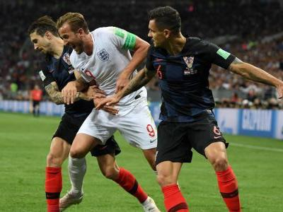 Mario Mandzukic strikes extra time killer blow to wreck England's 'coming home' dreams and send Croatia into World Cup final