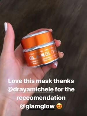 The Brightening Mask That Draya Michelle Recommended to Olivia Culpo