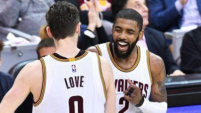 NBA playoffs 2017: Kyrie Irving picks self, Cavaliers back up in moment of adversity