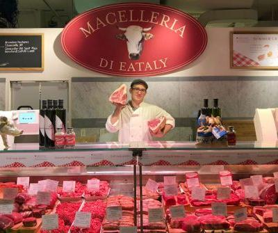 Dry-Aged Day at Eataly NYC Flatiron