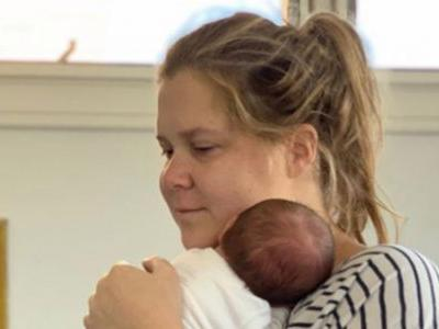 Amy Schumer Shares A 'Post-Baby Annoying Post' That Is Anything But