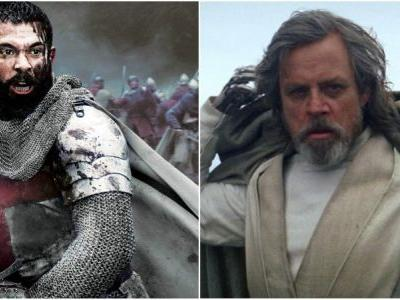 Knightfall Renewed for Season 2, Mark Hamill Joins Cast