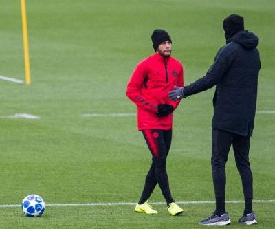 Liverpool braced for fit Neymar, Mbappe in crunch clash with PSG