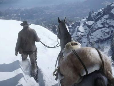 Red Dead Redemption 2 Video Shows Highest Point in the Game at Max Settings