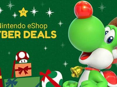 Save Up To 60% On Nintendo eShop Games During The Cyber Deals Sale