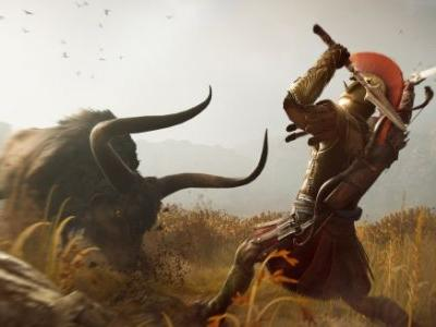 New Game Plus for Assassin's Creed Odyssey Will Go Live Next Week