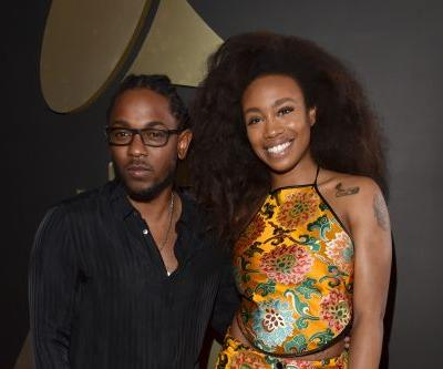 "Kendrick Lamar and SZA Go Big Screen on ""All The Stars"""