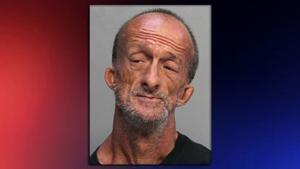 Armless Florida man charged with stabbing a tourist