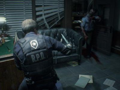 We discuss how much we loved the Resident Evil 2 'One-Shot' demo on today's Impulse