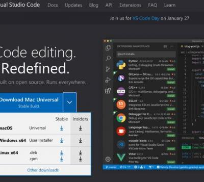 Visual Studio Code now supports Apple M1 Silicon