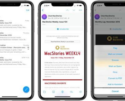 Three Apps We're Trying This Week: December 3, 2018