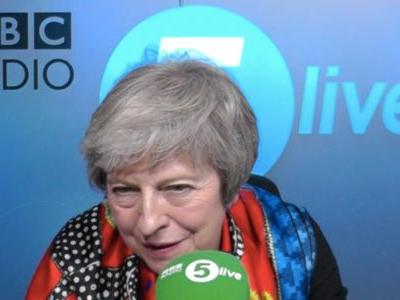 Theresa May refuses to say if her Brexit deal is better than remaining in the EU