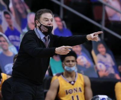 College basketball COVID-19 updates: Rick Pitino tweets Iona's game is canceled